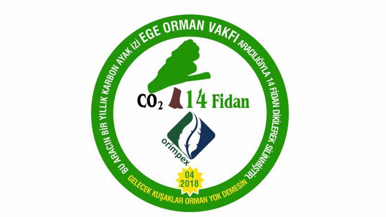 """Project voor koolstofneutralisatie """"Schone voertuigen"""""""